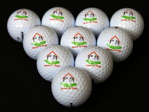 10x golfbal VVDJT